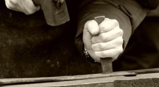 How to bend sheet metal