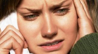 Что делать, если опухла щека