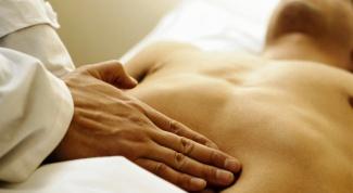 Что делать, если болит живот и появилась температура