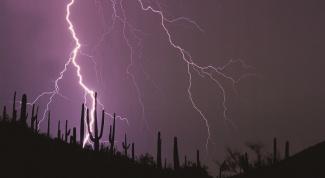 Why lightning