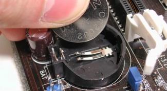 Как восстановить стандартные настройки BIOS