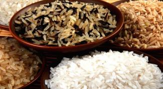 Что представляет собой рисовая диета