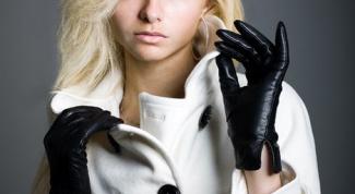 Как стирать женские перчатки