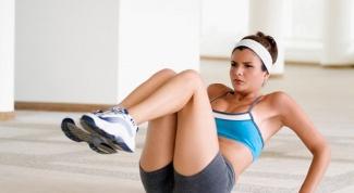 Как делать гимнастику для похудения