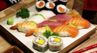 Как устроить японскую вечеринку