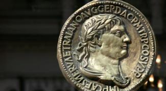 Как отчистить старую монету
