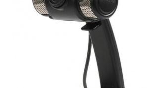 Как настроить микрофон в камере