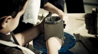 Как сушить глину