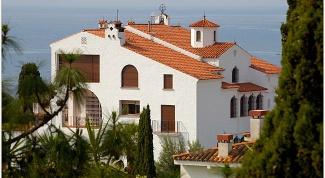 Как купить дом в Испании