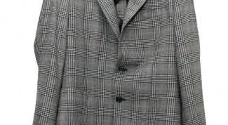 Как отпарить пиджак