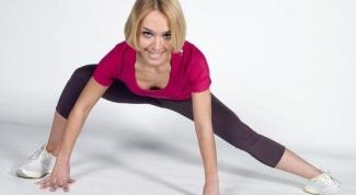 Как выполнять суставную гимнастику