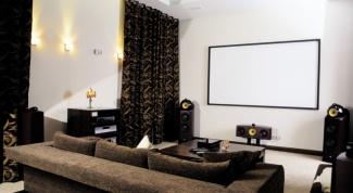 Как настроить звук в кинотеатре