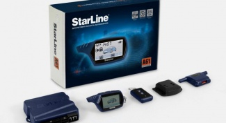How to program alarm system Starline