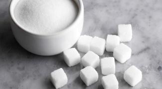 Как похудеть на сахарной диете
