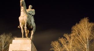 Почему ставят памятники