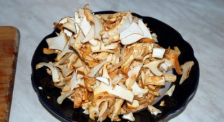 How to cook fried chanterelles