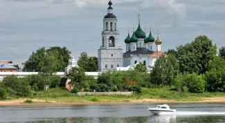 What cities are on the Volga