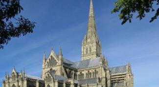 Как определить высоту собора