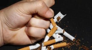 Как прекратить курить в 2017 году