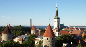Как выехать в Эстонию