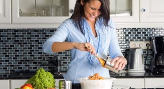 Как научиться готовить еду