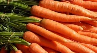Как выбрать морковь