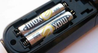 Как зарядить пальчиковые батарейки
