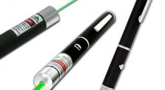 Как разобрать лазер