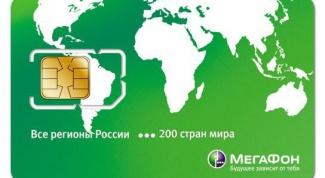Как восстановить сим-карту Мегафон