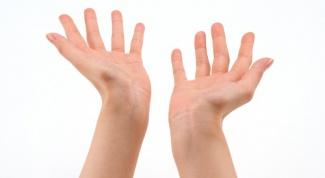 Что показывает гадание по руке