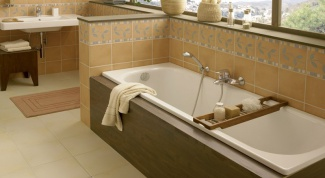 Как запенить ванну