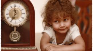 Как приучить ребенка к режиму дня