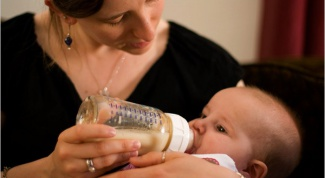 How much baby milk a day
