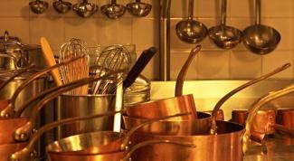 Как чистить кастрюли из нержавеющей стали