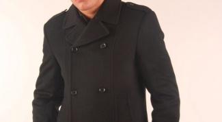 Как выбрать мужское осеннее пальто