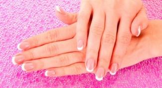 Как сделать натуральные ногти крепче