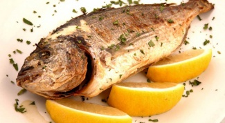 How to bake whitefish