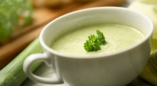 Как приготовить кабачковый суп со сливками