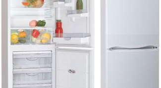How outweigh the refrigerator door Atlant