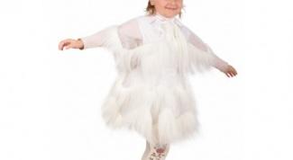 Как сшить костюм ангела