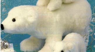 Как сшить мягкую игрушку по выкройке