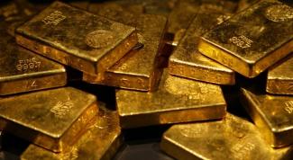 Почему дорожает золото