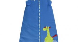 Как сшить спальный мешок для детей