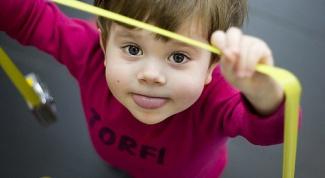 Как измерить рост ребенка