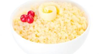 Пшенная каша: как приготовить вкусно