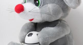 Как сделать большую игрушку