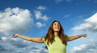 Как быть позитивным человеком