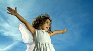 Как изготовить крылья феи: инструкция
