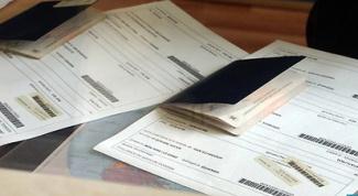 Как заполнить шенгенскую анкету