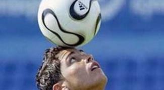 Как делать финты в футболе